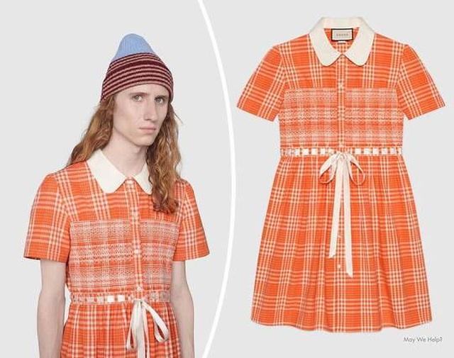 Váy áo thắt nơ cho... nam giới có giá hơn 50 triệu đồng - 1