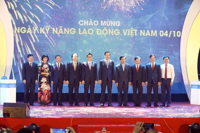 Lấy ngày 4/10 hàng năm là Ngày Kỹ năng lao động Việt Nam - 2