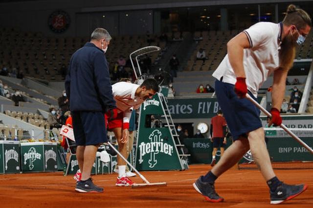 Roland Garros 2020: Djokovic vượt qua thành tích của Federer - 2