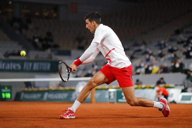 Roland Garros 2020: Djokovic vượt qua thành tích của Federer - 3