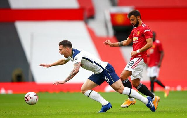 Man Utd 1-6 Tottenham: Địa chấn ở Old Trafford - 14