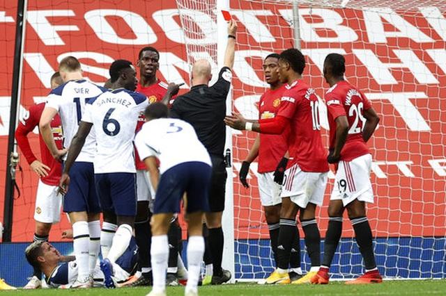 Man Utd 1-6 Tottenham: Địa chấn ở Old Trafford - 13