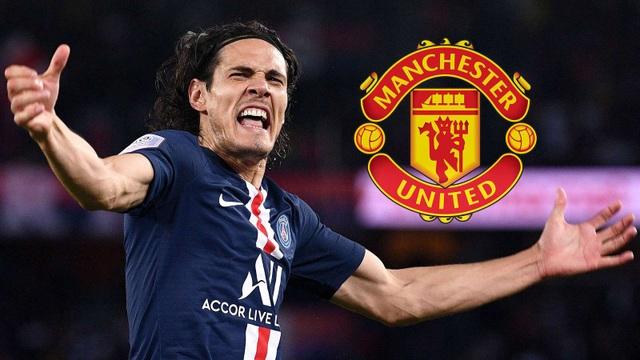 Man Utd đạt thỏa thuận chiêu mộ Edinson Cavani - 1