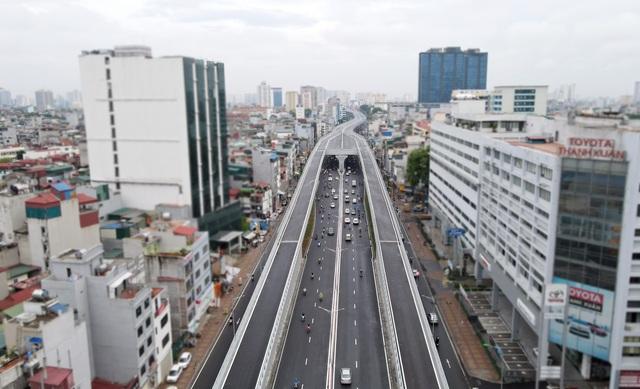 Hà Nội dành 7.000 tỷ đồng ngân sách mỗi năm để xây mới, nâng cấp đường - 2