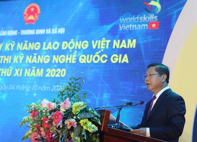 Lấy ngày 4/10 hàng năm là Ngày Kỹ năng lao động Việt Nam - 1