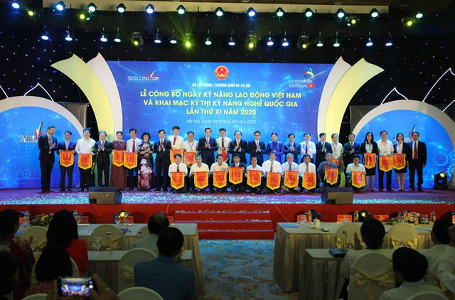 Lấy ngày 4/10 hàng năm là Ngày Kỹ năng lao động Việt Nam - 5
