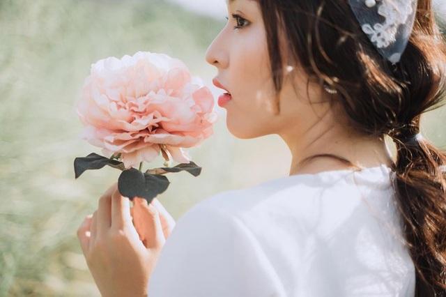 Khoe số đo 3 vòng như hoa hậu của cô nàng 10X Phú Yên - 6