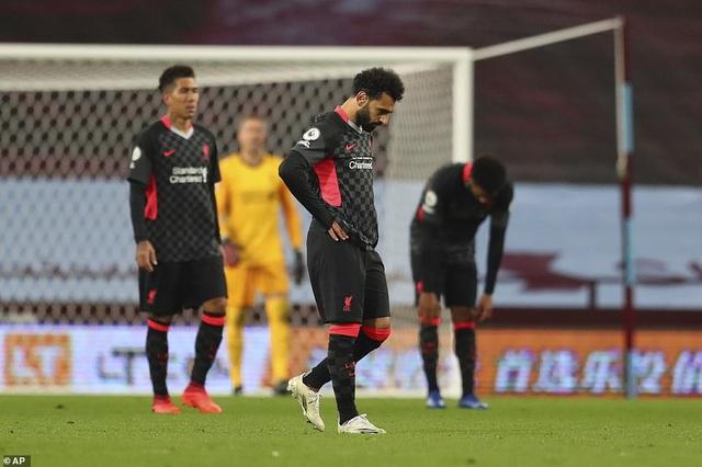 Man Utd và Liverpool lập hàng loạt cột mốc tệ hại sau trận thua kinh hoàng - 2