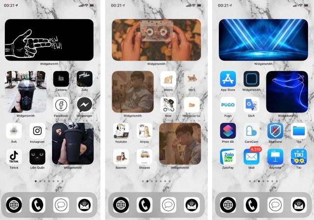 Kiếm bộn nhờ thiết kế biểu tượng widget cho iOS 14 - 1