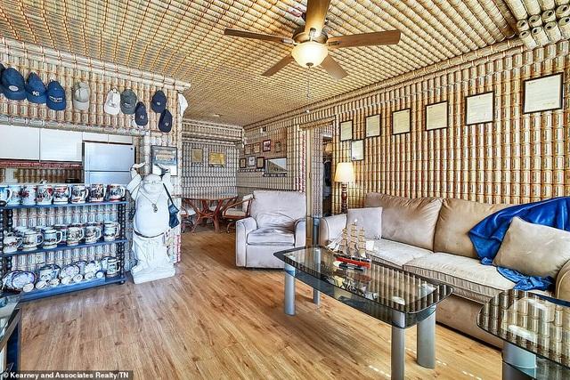 Căn nhà có giá 2 tỷ đồng nhờ nội thất làm bằng vật liệu không ai ngờ - 9