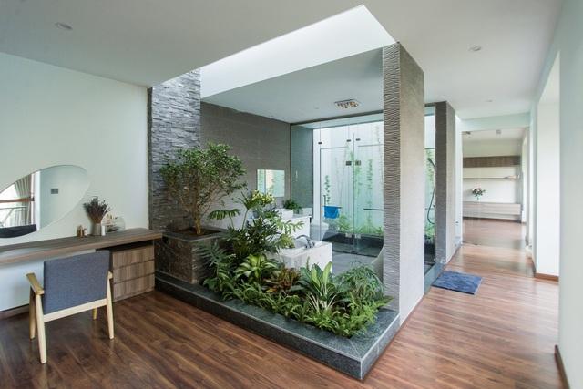Gia đình Thanh Hóa mua 6 nhà hàng xóm, xây nhà vườn rộng 700m2 giữa phố - 12