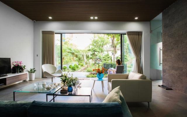 Gia đình Thanh Hóa mua 6 nhà hàng xóm, xây nhà vườn rộng 700m2 giữa phố - 7