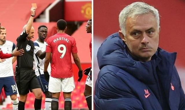 """Tuyên bố của Mourinho khiến Man Utd """"cứng họng"""" - 2"""