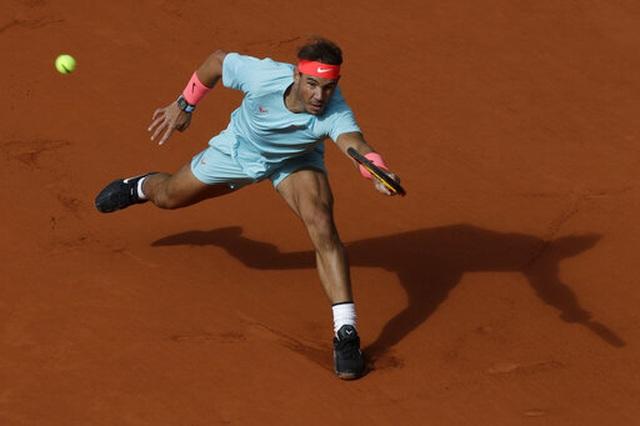 """Roland Garros: Nadal đối đầu với tay vợt """"tuổi teen"""" tại tứ kết - 1"""