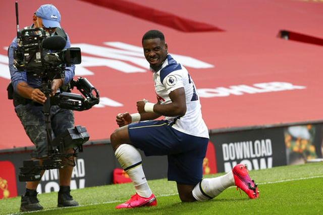 Man Utd 1-6 Tottenham: Địa chấn ở Old Trafford - 7