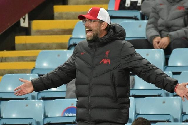 Aston Villa 7-2 Liverpool: Thảm họa với nhà vô địch - 3
