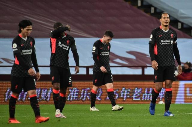 Aston Villa 7-2 Liverpool: Thảm họa với nhà vô địch - 1