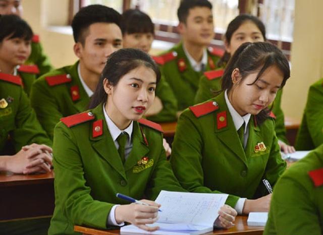 Phương thức tuyển sinh mới nhất vào các trường Công an nhân dân năm 2021 - 1