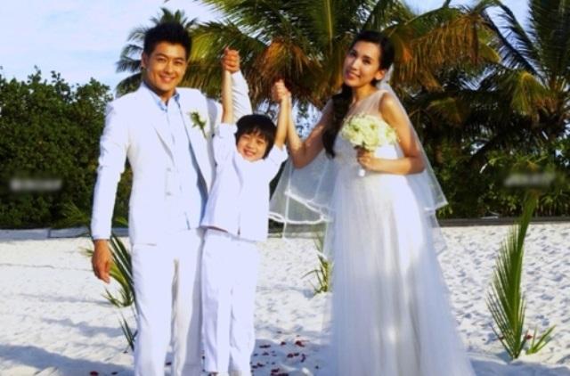 """Cuộc hôn nhân viên mãn của tài tử """"không tuổi"""" Lâm Chí Dĩnh - 5"""