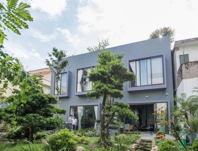 Gia đình Thanh Hóa mua 6 nhà hàng xóm, xây nhà vườn rộng 700m2 giữa phố - 4