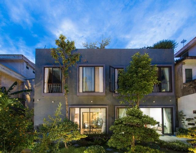 Gia đình Thanh Hóa mua 6 nhà hàng xóm, xây nhà vườn rộng 700m2 giữa phố - 14
