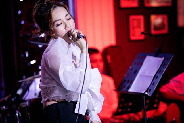 Hoài Trinh tổ chức đêm nhạc kỷ niệm 20 năm hoạt động nghệ thuật - 4