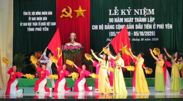 Phú Yên kỷ niệm 90 năm ngày thành lập Chi bộ Đảng đầu tiên - 1