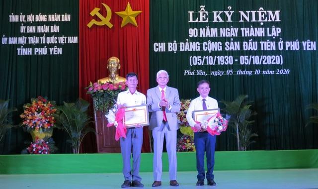 Phú Yên kỷ niệm 90 năm ngày thành lập Chi bộ Đảng đầu tiên - 2