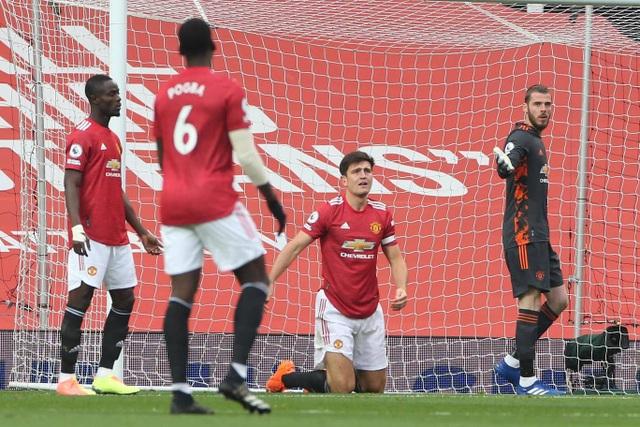 Không chỉ có Maguire, Bailly, toàn đội Man Utd đều thi đấu rất tệ - 1
