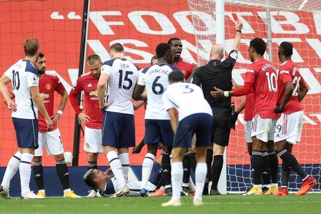 Những khoảnh khắc Man Utd bị Tottenham chà đạp tại Old Trafford - 10