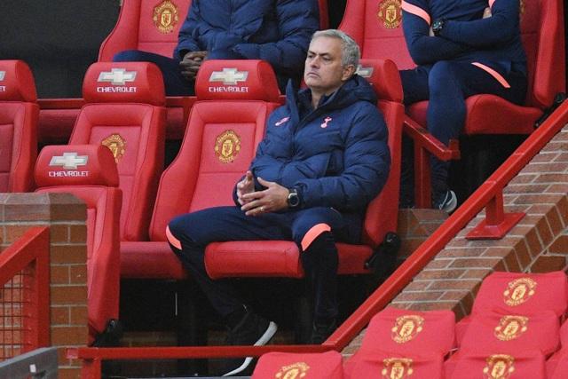 HLV Mourinho ngạc nhiên với chiến thắng đậm của Tottenham - 1