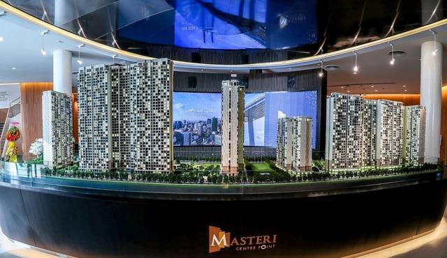 Đến nhà mẫu Masteri Centre Point để trải nghiệm công nghệ thực tế ảo - 1