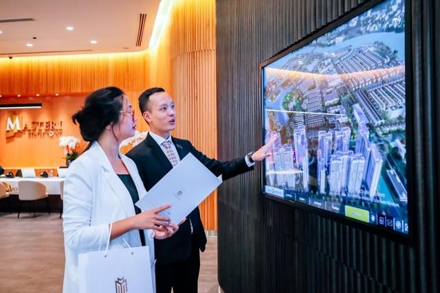 Đến nhà mẫu Masteri Centre Point để trải nghiệm công nghệ thực tế ảo - 4