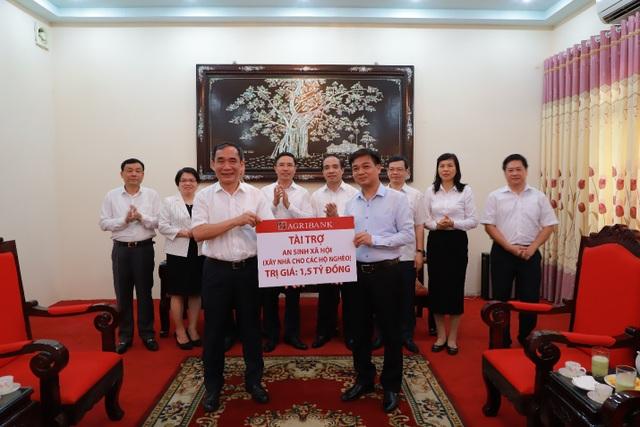 Tuyên Quang: Khánh thành công trình Trường Mầm non Kim Quan, huyện Yên Sơn do Agribank tài trợ - 4