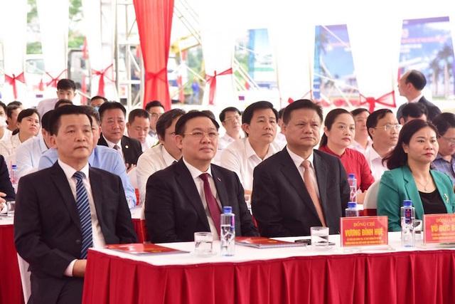 Hà Nội khởi công nhóm dự án hơn 1.000 tỷ đồng tại Đông Anh - 2