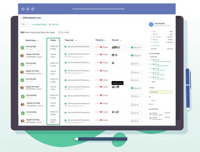Ra mắt 2 ứng dụng quản trị trải nghiệm khách hàng tiện lợi - 1