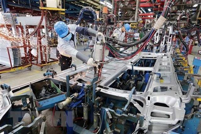 Sản xuất trên thế giới phục hồi, Việt Nam được trân trọng điểm danh - 1