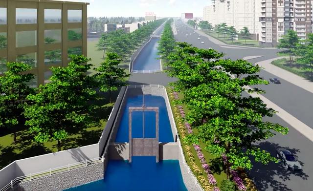 Hà Nội khởi công nhóm dự án hơn 1.000 tỷ đồng tại Đông Anh - 3
