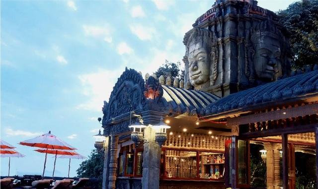 """""""Đạo nhái"""" ý tưởng của đền Angkor, khách sạn Thái phải lên tiếng xin lỗi - 1"""