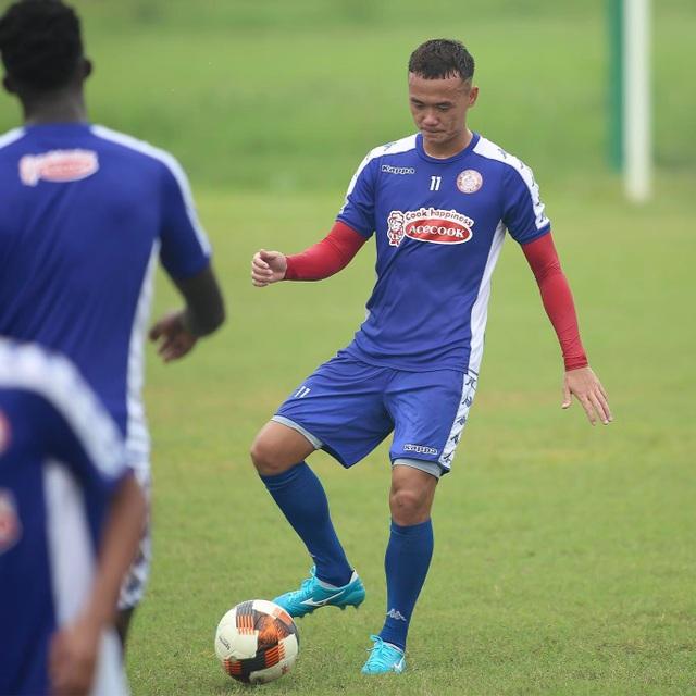 Công Phượng trở lại sân tập, TPHCM chờ đua vô địch V-League - 7