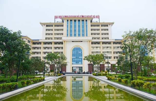 Trường Đại học Kinh doanh và Công nghệ Hà Nội tiếp tục xét tuyển một số ngành - 4