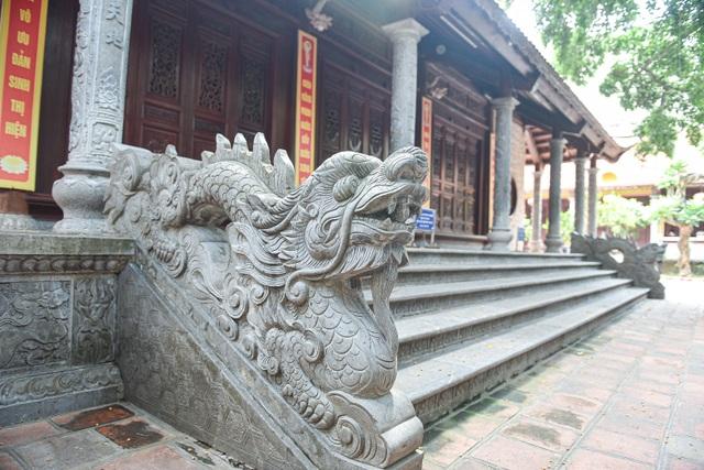 Kỳ lạ bức tượng Phật ngồi trên lưng vua độc nhất vô nhị ở Việt Nam - 8