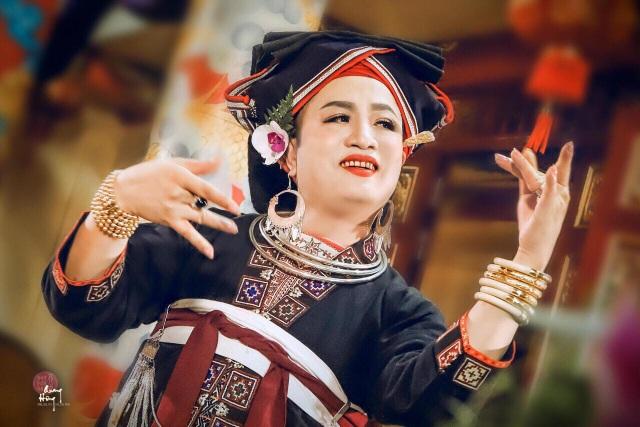 Nhiều nghệ sĩ tham gia Festival thực hành tín ngưỡng thờ Mẫu Thượng Ngàn - 2