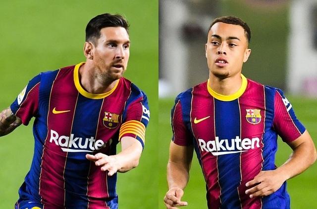 """Tân binh Barcelona: """"Tôi không hiểu Messi nói gì"""" - 1"""