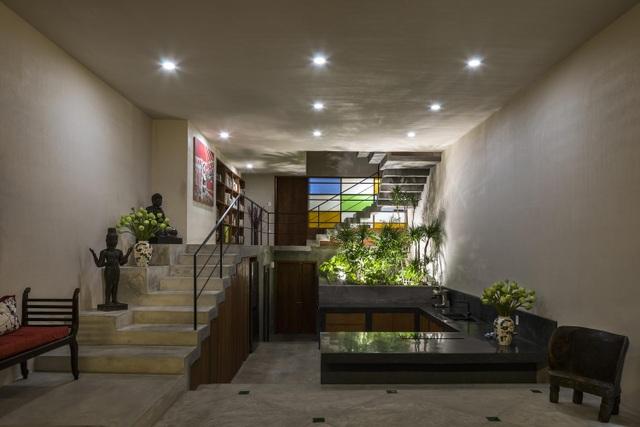 Khu vườn tuyệt đẹp ẩn trong nhà khiến chủ nhân muốn buồn cũng khó - 7
