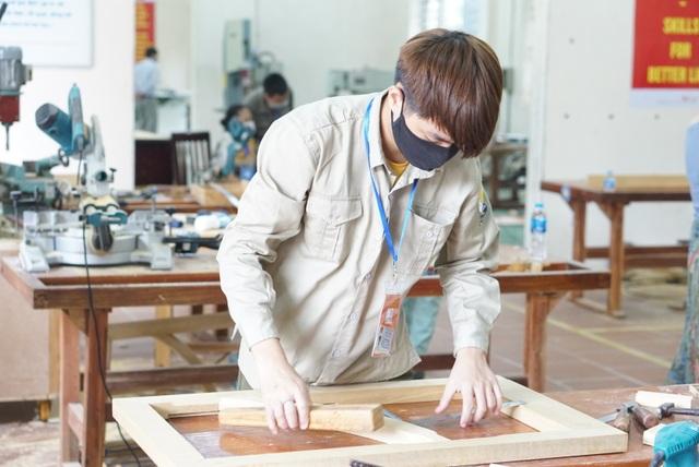 Hấp dẫn Kỳ thi so tài kỹ năng thợ nghề trẻ - 8