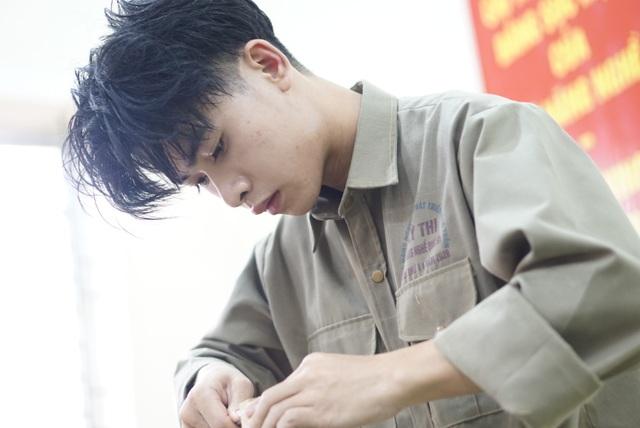 Hấp dẫn Kỳ thi so tài kỹ năng thợ nghề trẻ - 2
