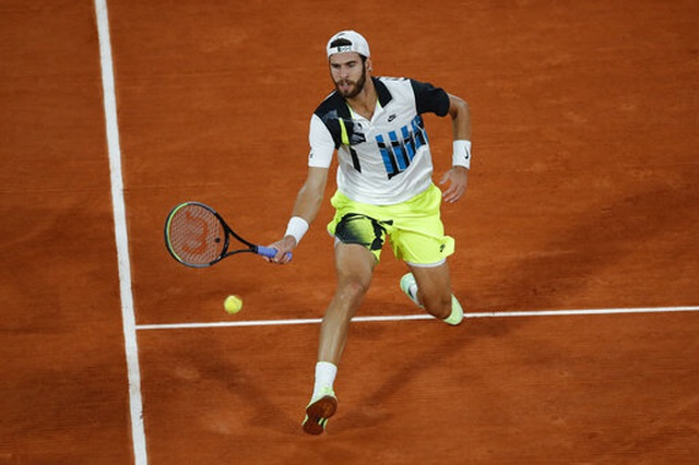 Roland Garros 2020: Djokovic lần thứ 14 lọt vào tứ kết - 2
