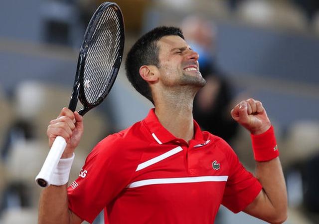 Roland Garros 2020: Djokovic lần thứ 14 lọt vào tứ kết - 1