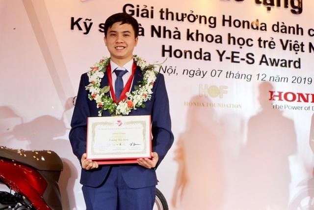 Ba bạn trẻ tài năng nhận học bổng thạc sĩ danh tiếng năm 2020 - 3